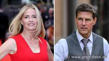 Tom Cruise rettete Co-Star Elisabeth Shue einst das Leben - Promiflash.de