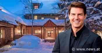 So wohnen die Stars - Tom Cruise verkauft dieses Traumhaus - Slide 1 - NEWS.at