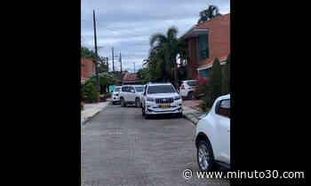 Habrían capturado a Inspector de Policía de Apartadó, lo estarían vinculando con narcotráfico - Minuto30.com