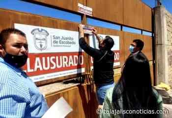 Clausuran nuevamente crematorio en San Juanito de Escobedo. - Tala Jalisco Noticias