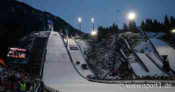 Oberstdorf einziger Bewerber um Skiflug-WM 2026 - Garmisch hat drei Konkurrenten - SPORT1