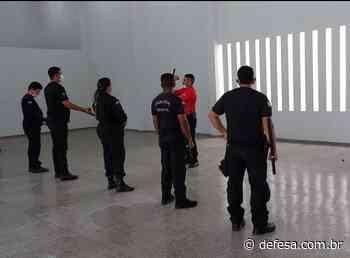 Servidores do Sistema Prisional de Jaru recebem treinamento de aperfeiçoamento em serviços penais - Defesa - Agência de Notícias