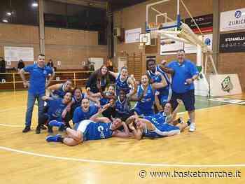 La Thunder Matelica-Fabriano espugna il campo della capolista San Lazzaro - Serie B Femminile Girone Rosso - Basketmarche.it