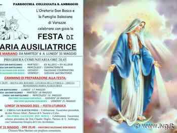 Varazze si prepara alla celebrazione del mese Mariano e alla Festa di Maria Ausiliatrice - IVG.it