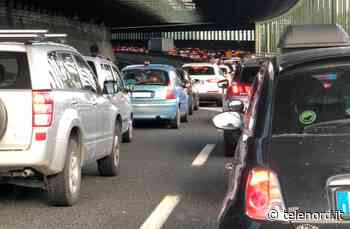 Serata di code in autostrada: 13 km da Varazze a Genova, 14 km sull'A12 - Telenord