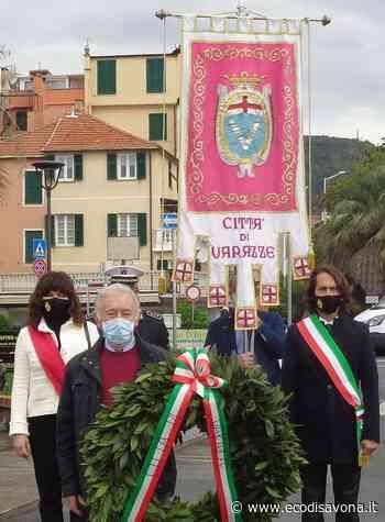 Varazze ha celebrato il 1° maggio e ricordato i caduti sul lavoro - L'Eco - il giornale di Savona e Provincia