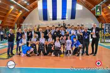 Volley A3, l'Abba Pineto si sbarazza del Motta di Livenza (3-0) e va a gara 3 - ekuonews.it