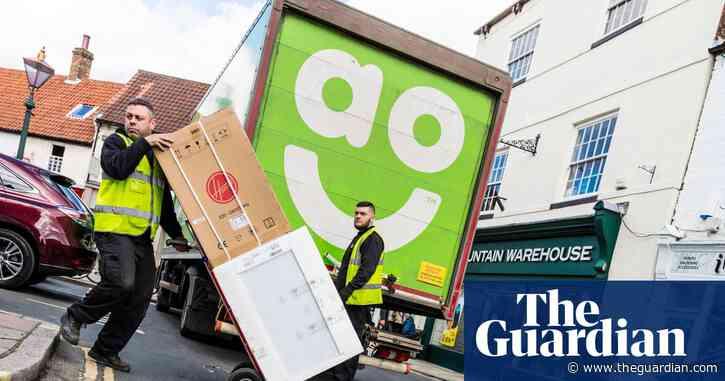 AO.com let me down over a faulty Hotpoint fridge-freezer