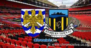 Consett vs Hebburn Town LIVE: FA Vase Final updates from Wembley