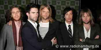 """Mit dem Titel """"Jordi"""" Neues Maroon 5 Album kommt im Juni! - Radio Hamburg"""