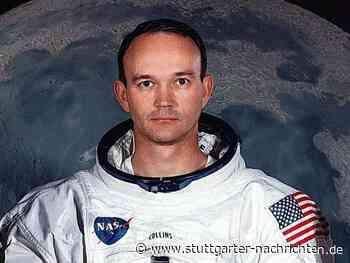Raumfahrt - Ex-Astronaut und Mond-Chauffeur Michael Collins ist tot - Stuttgarter Nachrichten
