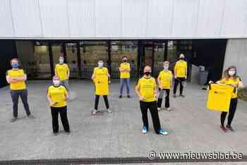 Jaar gratis lidmaatschap voor leden badmintonclub Tielt