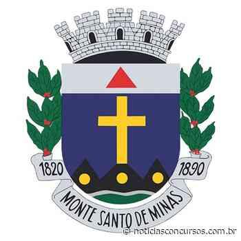 Concurso Prefeitura de Monte Santo de Minas MG 2020 tem inscrições prorrogadas - Notícias Concursos
