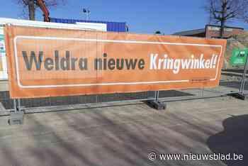 De Kringwinkel bouwt nieuwe winkel in Sint-Pieters-Leeuw