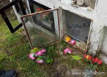 Denuncian saqueo a tumbas en cementerio de Anserma (Caldas) - La Patria.com