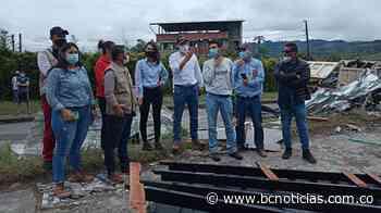 Lluvias siguen causando afectaciones en Anserma - BC NOTICIAS - BC Noticias