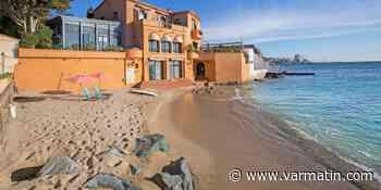 La villa La Saudade à Sainte-Maxime finalement vendue 8,75 M€ aux enchères - Var-Matin