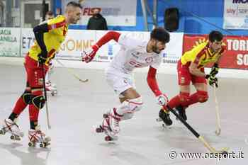 Hockey pista, Serie A1 2021: Correggio supera Valdagno, Grosseto vince nei play-out - OA Sport