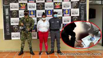 Puerto Asís: La acusan de hacerse pasar por grupo armado para hacer millonarias exigencias - Conexión Putumayo