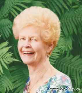 In Loving Memory of Marilyn Goodhew