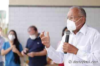 Dr. Pessoa celebra aniversário de hospital na Santa Maria da Codipi - Diário Piauí - Jornal Diário do Povo do Piauí