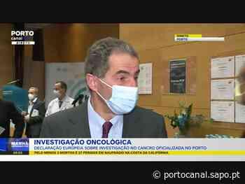 'Declaração do Porto' sobre a investigação oncológica promete ser referência na Europa - Porto Canal