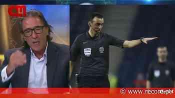 Rodolfo Reis sobre o Benfica-FC Porto: «Que o VAR não esteja com os copos» - Record