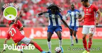 FC Porto tem mais títulos desde o 25 de abril de 1974 do que os principais rivais? - Polígrafo - Polígrafo