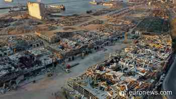 Alemanha recebe materiais tóxicos do porto de Beirute - Euronews