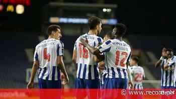 FC Porto-Famalicão, 3-2: conforto para a luz - Liga NOS - Jornal Record - Record
