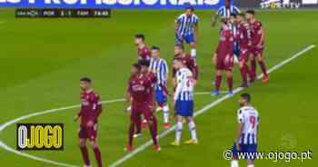 Grujic estreou-se a marcar pelo FC Porto desta forma - O Jogo