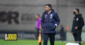 A fotografia partilhada pelo FC Porto depois de conhecido o castigo de Sérgio Conceição - O Jogo