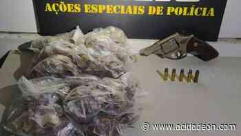Baep prende suspeito por tráfico na região do Campo Belo - ACidade ON