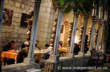Barcelona church opens doors to Ramadan dinners