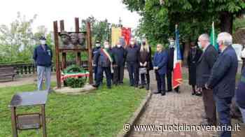 PIANEZZA - L'Amministrazione Comunale celebra il 1°Maggio, Festa dei Lavoratori - QV QuotidianoVenariese