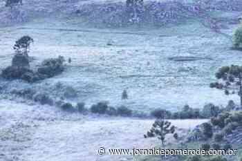 Massa de ar polar vai derrubar temperaturas em SC e no RS nos próximos dias - Jornal de Pomerode