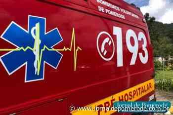 Bombeiros de Pomerode resgatam criança, após ela ficar presa dentro do carro - Jornal de Pomerode