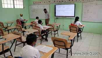 La experiencia de una escuela multigrado en Capira con el regreso presencial a clases - TVN Noticias