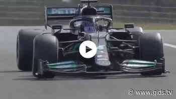 Formule 1: Lewis Hamilton wint GP van Portugal, Max Verstappen knap tweede - Gids.tv