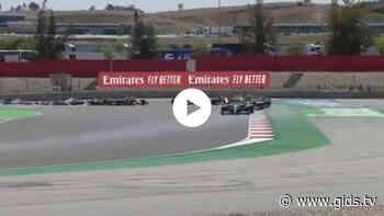 Formule 1: Herhaling start GP Portugal 2021 - Gids.tv