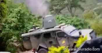 Videos: fuertes combates en zona rural de Corinto, Cauca - Blu Radio