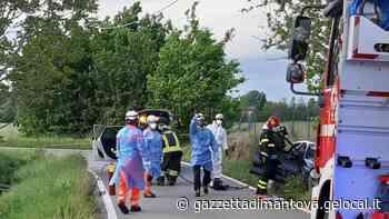 Sbanda in curva, operaio di 46 anni muore a Riva di Suzzara - La Gazzetta di Mantova
