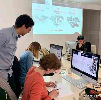 Chessy : l'école EI, une formation en design à visée entrepreneuriale - actu.fr