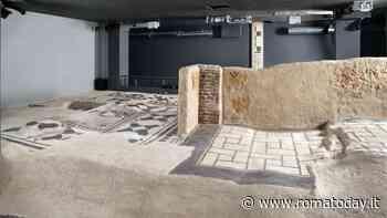 La scatola archeologica della Domus Aventino apre al pubblico