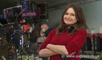 The Pursuit Of Love: Emily Mortimer's new show is family affair featuring star's relatives - Daily Express