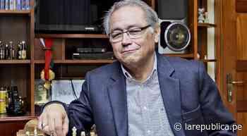 Walter Albán: Es más peligroso un Tribunal Constitucional capturado que uno desactivado - LaRepública.pe