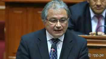 Walter Albán: Es más grave que el Congreso actual elija el nuevo TC a lo que propone Pedro Castillo sobre desactivarlo - RPP Noticias