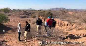 Hallan cuerpo de José Guadalupe en fosa clandestina de Guaymas; desapareció desde 2019 - Proyecto Puente