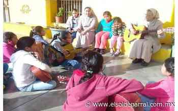 'Siervas del Sagrado Corazón de Jesús' llegaron hace 75 años a Guadalupe y Calvo - El Sol de Parral