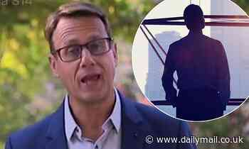 The former NRL star-turned-landscaper who will appear as a host on Foxtel's Selling Homes Australia - Daily Mail